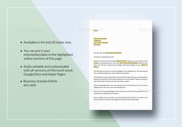 return-authorization-letter-template