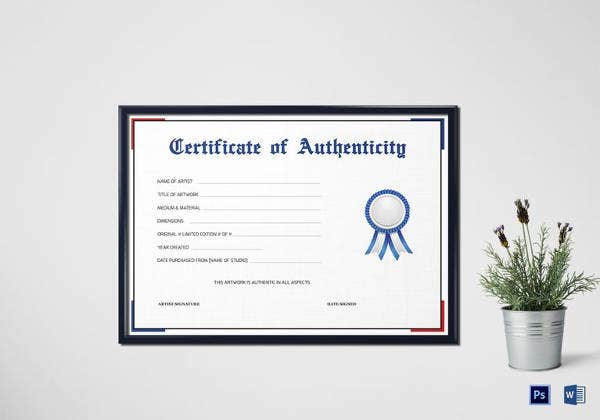 simple-certificate-of-authenticity-template