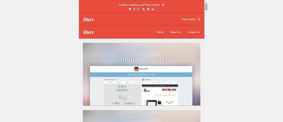 SnoopyIndustries Email Builder
