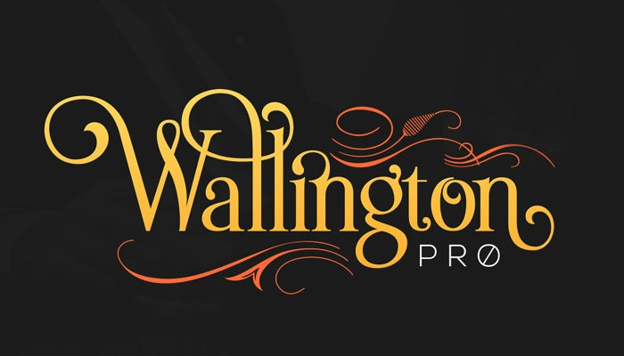 The Wallington Pro_Serif Font