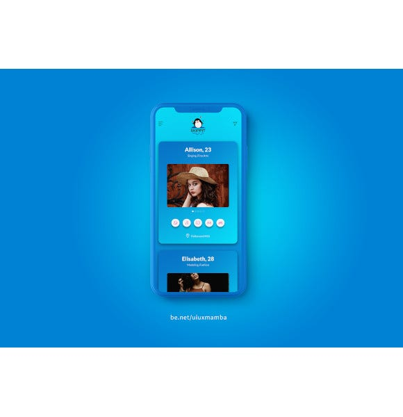 Dating App – 16+ PSD, EPS, Format Download