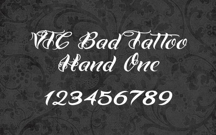 vtc bad tattoo hand one