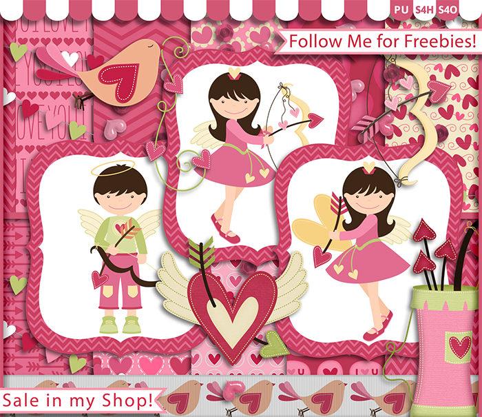 valentine craft supplies love