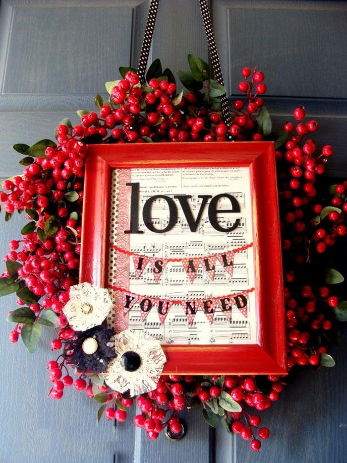 valentine craft and recipe