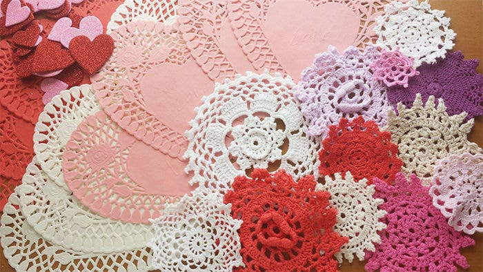 valentines craft kit