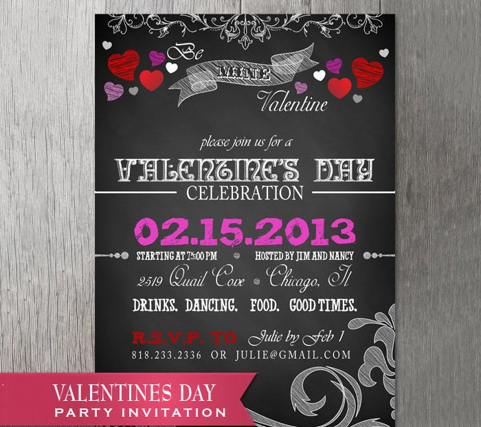 valentines day celebration party