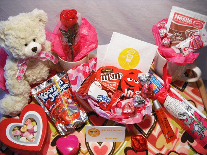 Valentines Day Gift Baskets For Him