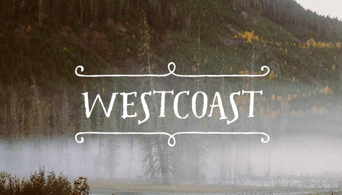 Westcoast Font Pack_Serif