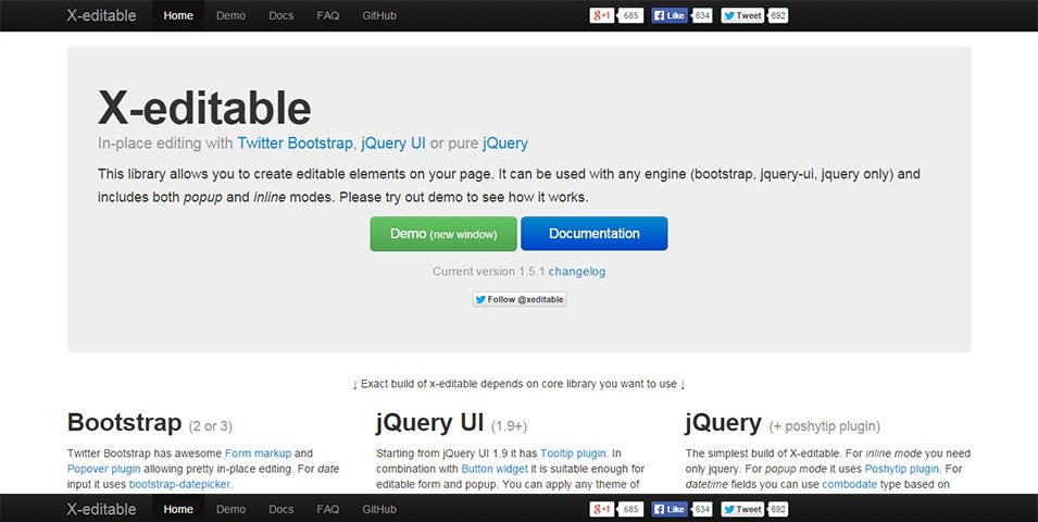 x editable in place editing with twitter bootstrap jquery ui or pure jquery
