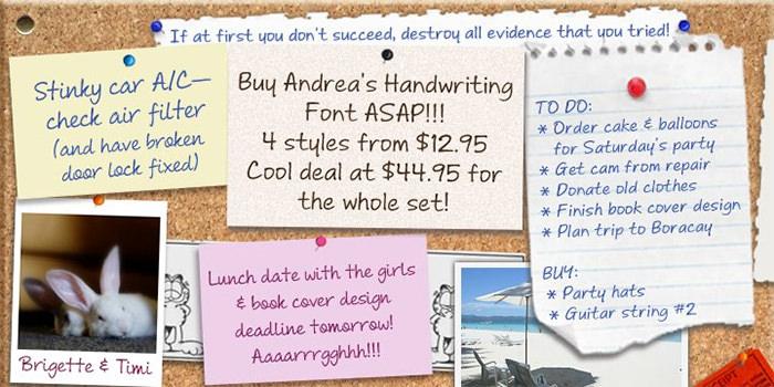 andreas handwriting 3