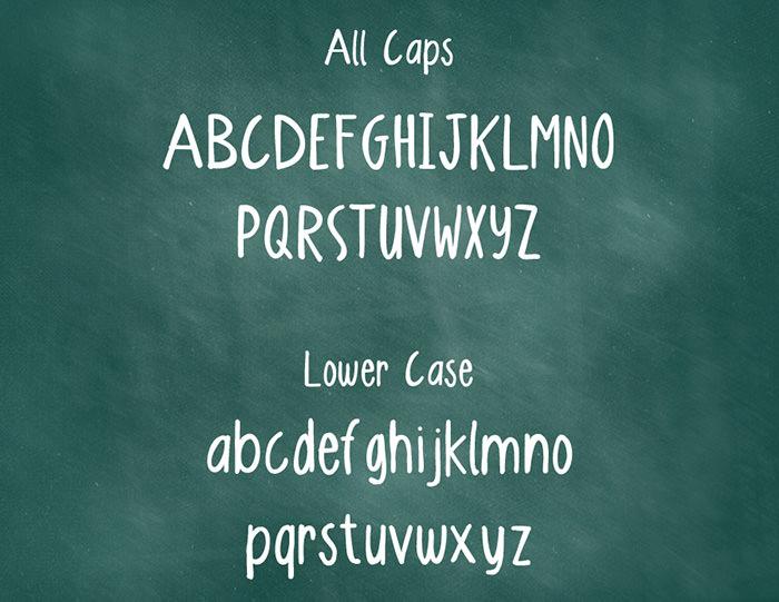 Fun & Funky Font
