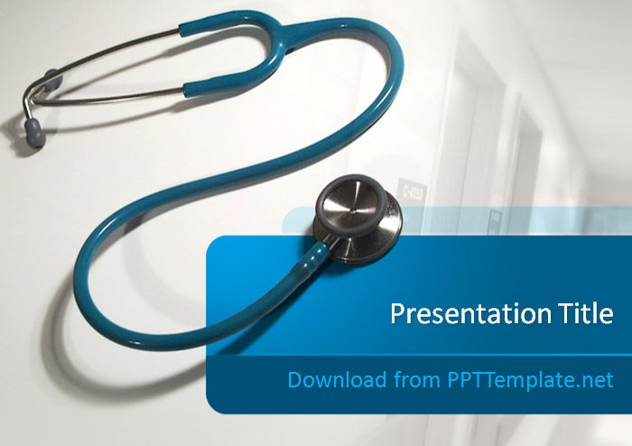 Medical powerpoint template powerpoint templates free premium free healthcare powerpoint template toneelgroepblik Images
