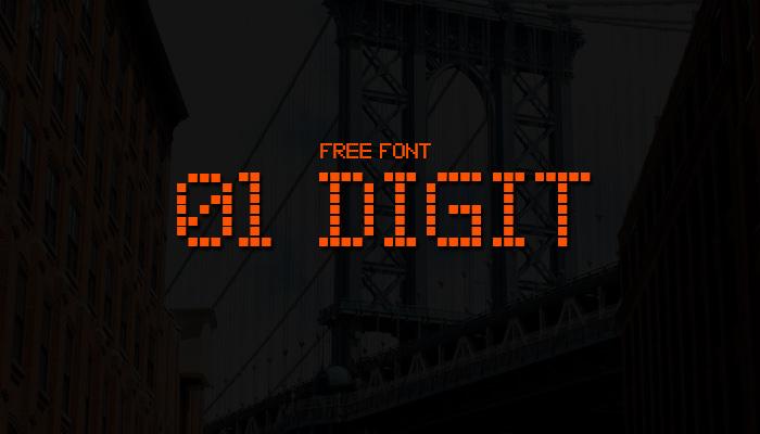 01 Digit