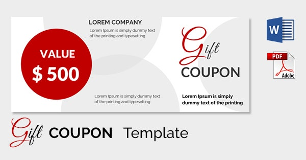 Landing Page Design And Website Templates Discount Coupon  Coupons Design Templates