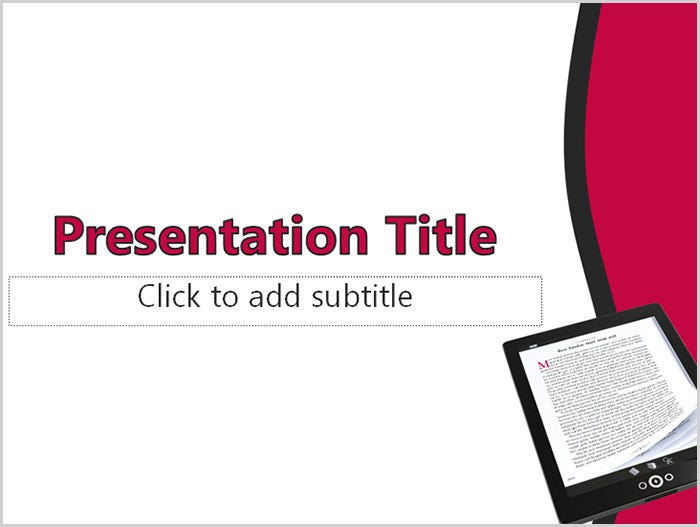 30 free powerpoint templates presentations free premium free powerpoint template for teachers toneelgroepblik Images