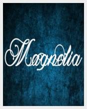 Magnolia Cursive Script Font