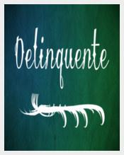 Delinquente Font