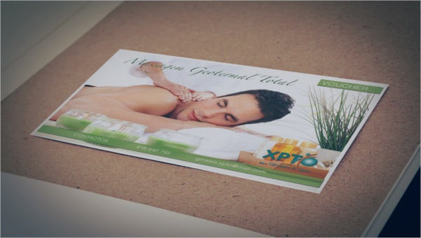featured image massage voucher template