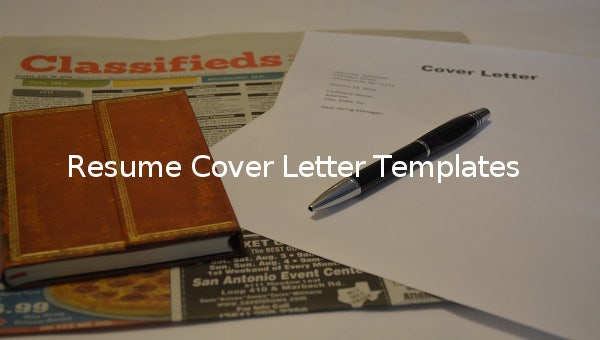 resumecoverlettertemplate