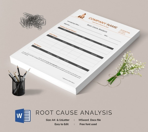 Company Root Cause Analysis