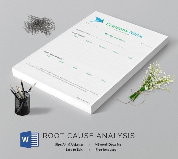 Simple Root Cause Analysis