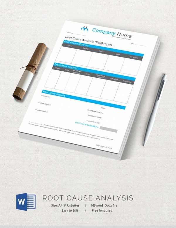Easy Edit Root Cause Analysis