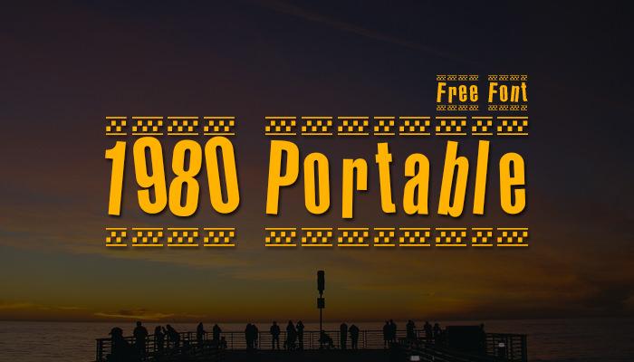 1980 Portable