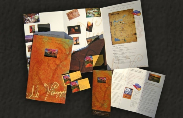 Il Viaggio Arizona Brochures Free