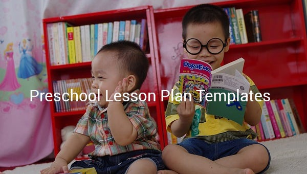 preschoollessonplantemplate