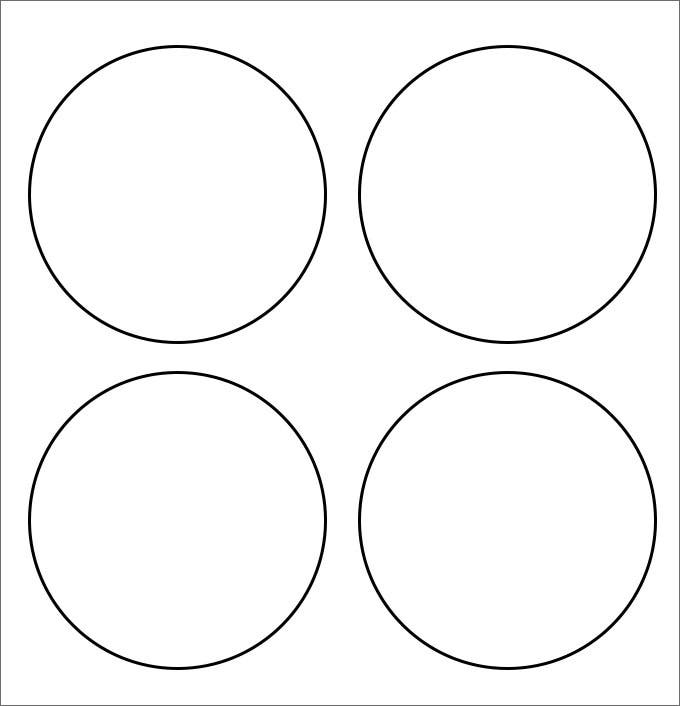 Circle template free premium templates for Circle templates to print