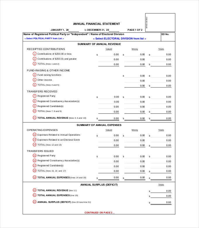 20 awesome consolidated financial statement template.html