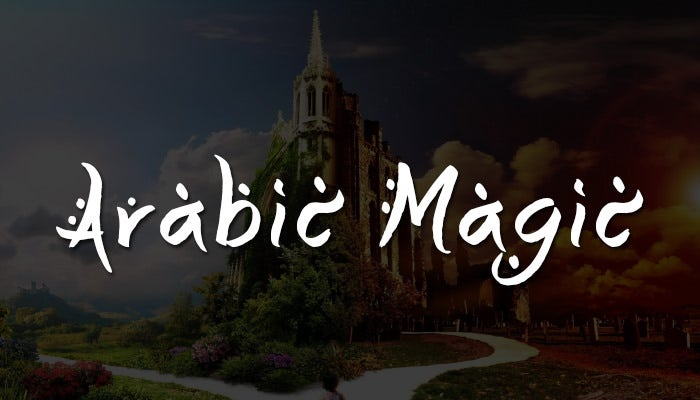 arabic magic
