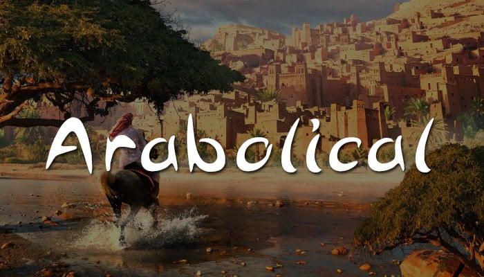 Arabolical