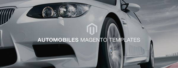 Automobiles Magento Templates