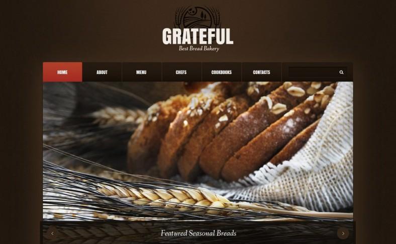 bakery responsive website template1 788x485