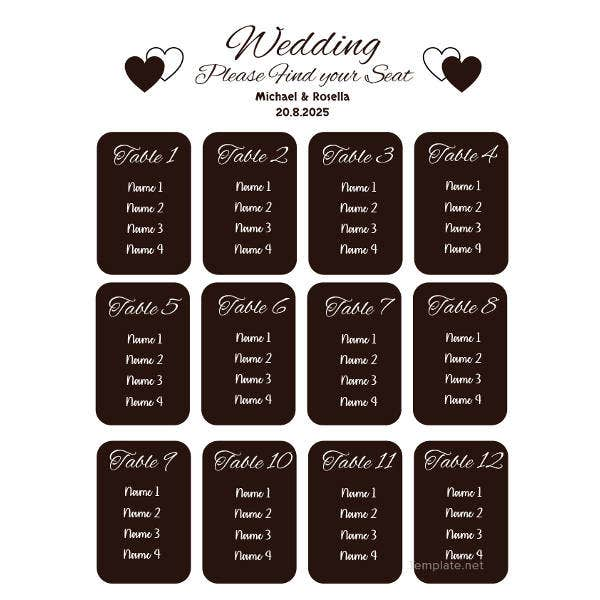 blank-wedding-seating-chart-template