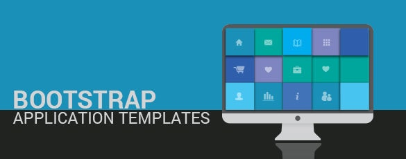 bootstrap application templates