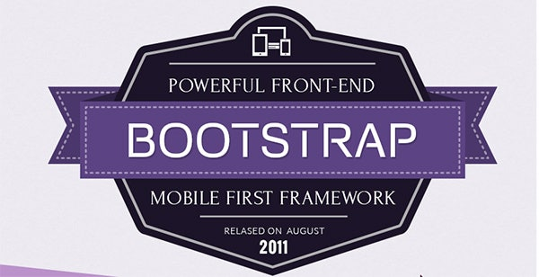 Bootstrap-infographic