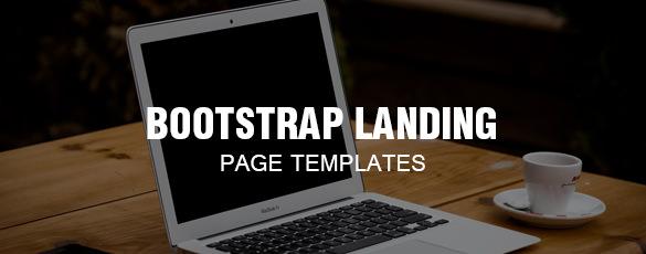 Bootstrap landingpage Templates