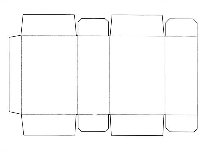 box printable free download