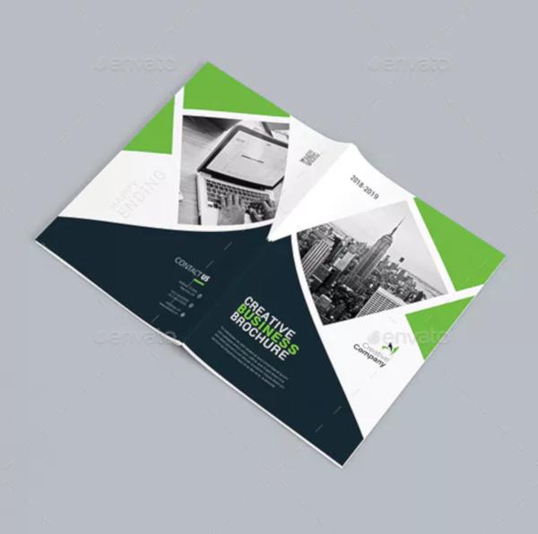 branding brochure template
