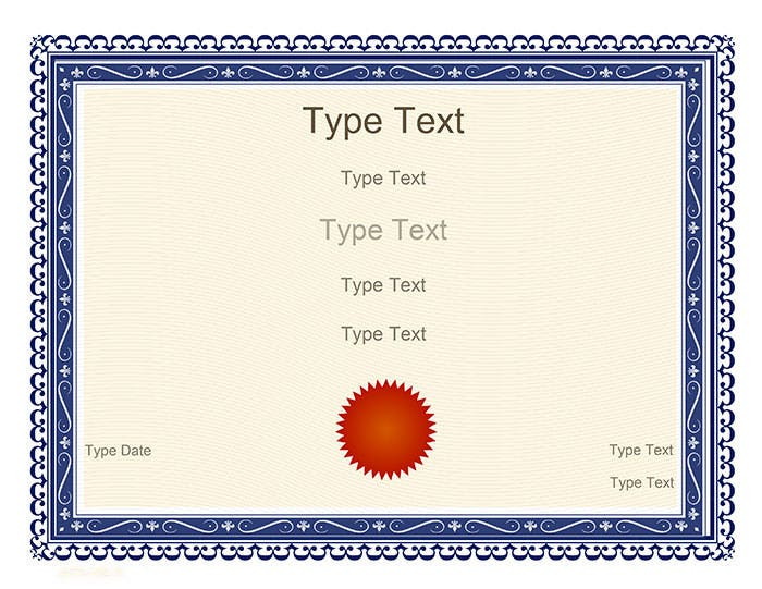 www gartnerstudios com certificates templates - 30 free printable certificate templates to download