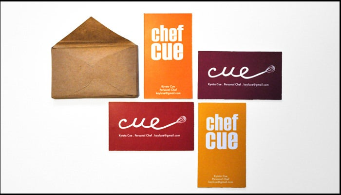 22  Creative Chefs Business Card Templates