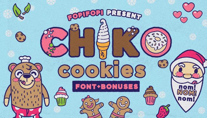 chiko cookies