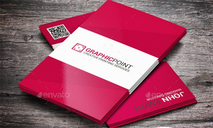 Clean Multipurpose Vertical Business Card