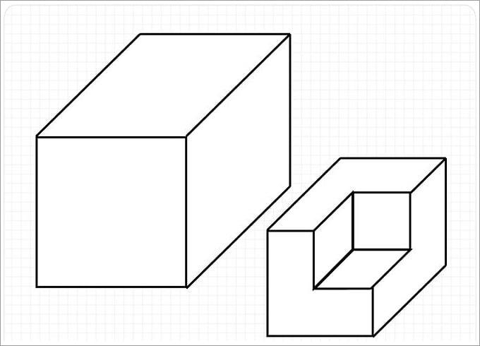 cube box template printable   trattorialeondoro