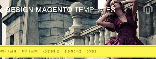 Design Magento Templates