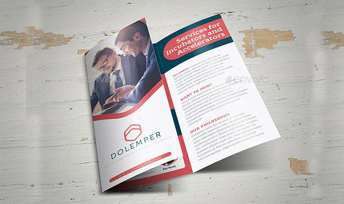 Dolemper Business Trifold