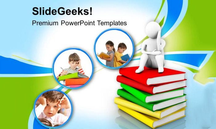 Premium Education Powerpoint Templates  Free  Premium Templates