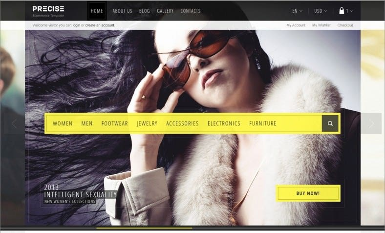 fashion design magento template 788x476